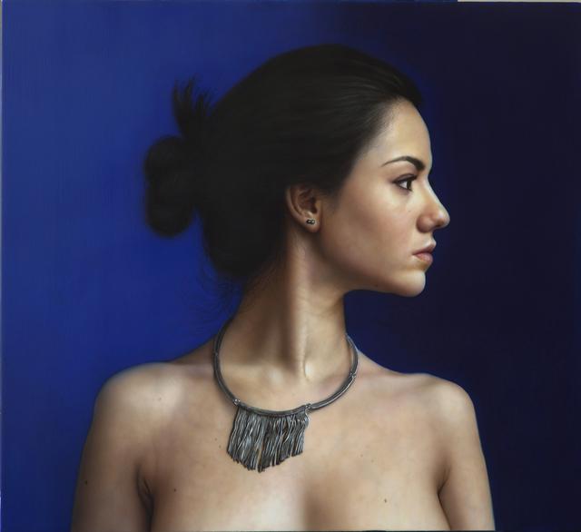 Bernardo Torrens, 'Delaia's Necklace', 2018, Louis K. Meisel Gallery