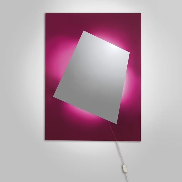 Nanda Vigo, 'A 'Rainbow' backlit mirror a prototype', 2008, Aste Boetto