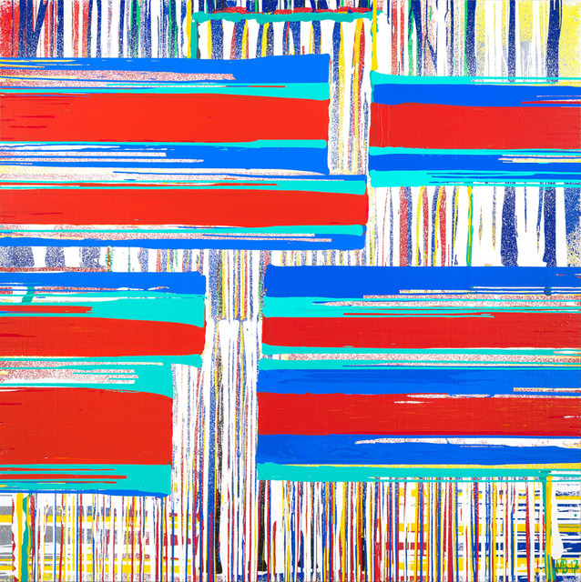 Juan Navarro Baldeweg, 'Nubes', 2017, Painting, Mixed media on canvas, Marlborough Madrid & Barcelona
