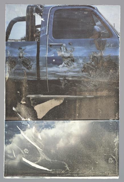 Robert Rauschenberg, 'Literature (Tribute 21)', 1994, Print, Offset lithograph, San Francisco Museum of Modern Art (SFMOMA)