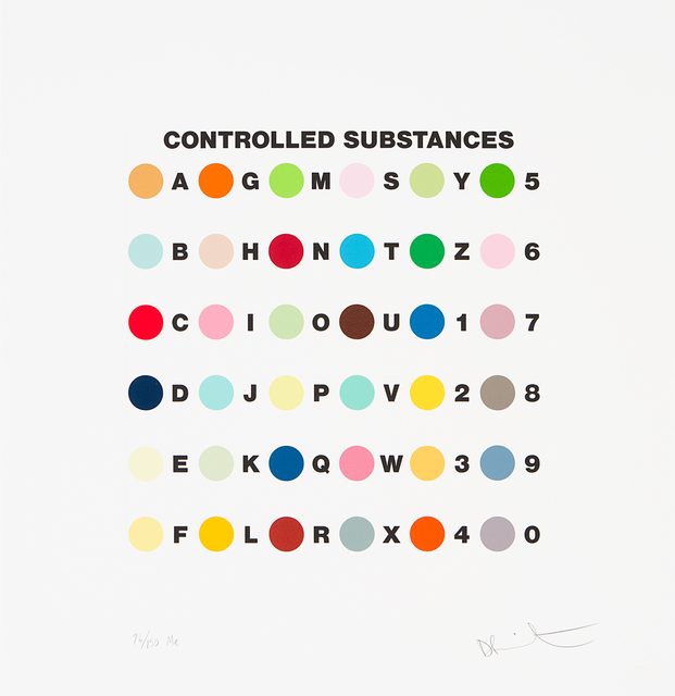 , 'Controlled Substance Key Spot ,' 2011, Other Criteria