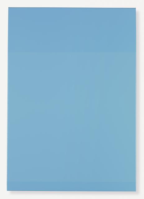 , 'Blue,' 2015, Galeria Maior