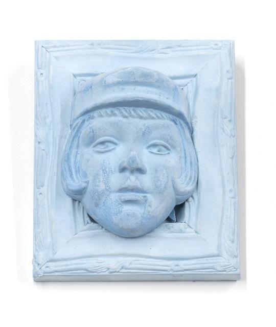, 'Blue Boy,' 2018, Asya Geisberg Gallery