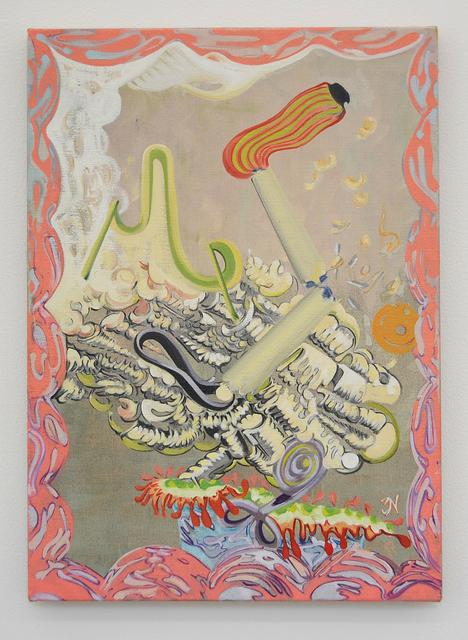 , 'Hypnotic Fall,' 2017, ANNAELLEGALLERY