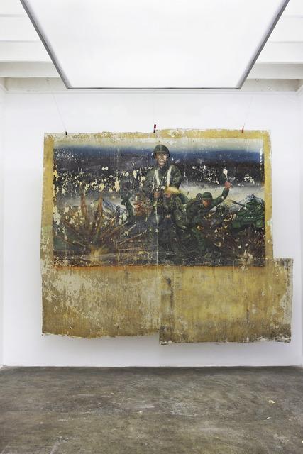 , 'Soldados,' 2012, Revolver Galería