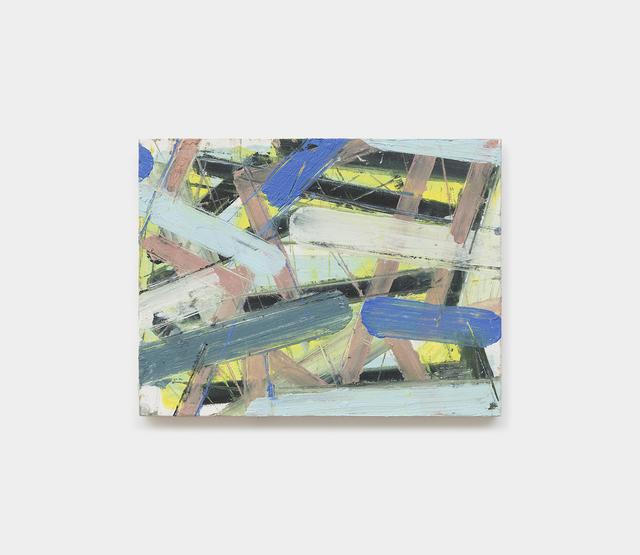 , 'Pinturinha #10,' 2018, Galeria Raquel Arnaud