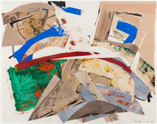 , 'Study for Montauk Highway,' 1957, ACA Galleries