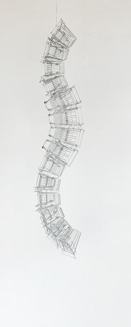 , 'Vértebra,' 2014, Luciana Caravello Arte Contemporânea