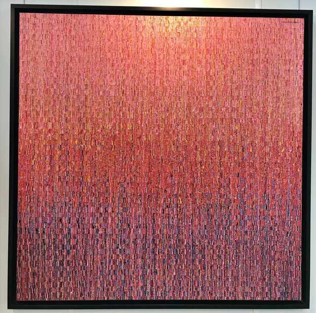 Somsak Hanumas, 'Sunrise or Sunset ', 2019, Asiart Gallery