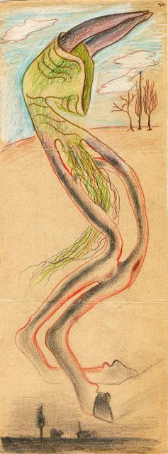 , 'Hedda Sterne, Theodore Brauner, Medi Wechsler Dinu, Cadavre exquis 228,' 1930-1932, Nasui Collection & Gallery
