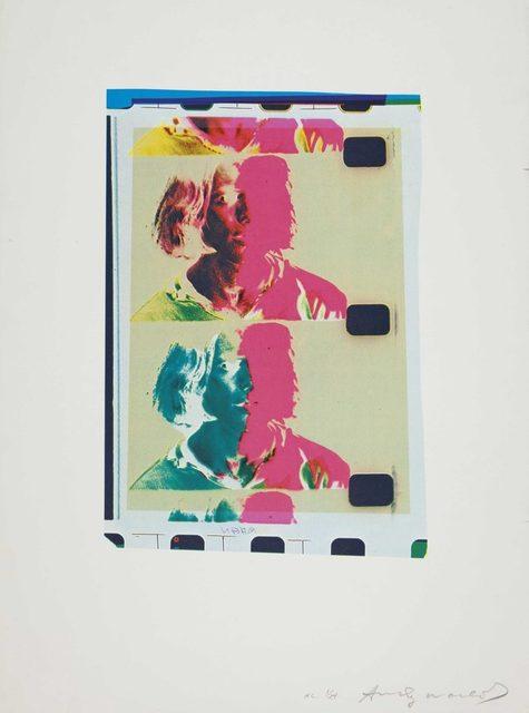 Andy Warhol, 'Eric Emerson (Chelsea Girls)', 1982, Hamilton-Selway Fine Art