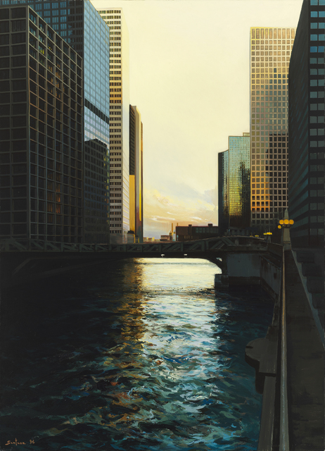 Santana, 'River Bridge', 1996, Gallery Victor Armendariz