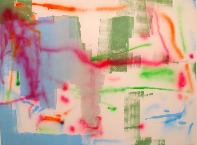 , 'Pintura sem título (Paintbrush),' 2015, Mercedes Viegas Arte Contemporânea