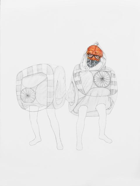 Alice Gibney, 'The beginning', 2018, Massey Klein Gallery