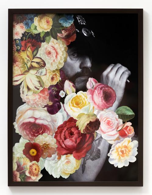 Jim Lambie, 'Orgasmatron', 2016, Anton Kern Gallery
