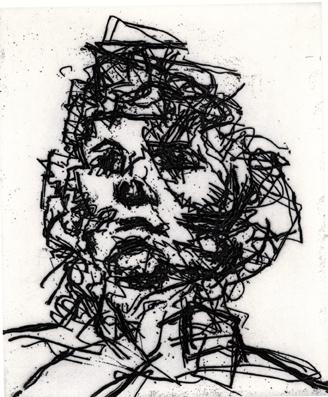, 'Jake,' 1990, Marlborough London