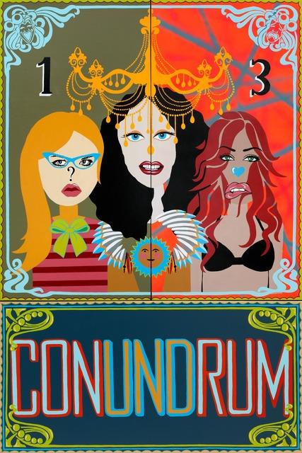 Aaron Rose, 'Conundrum', 2013, Circle Culture