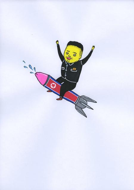 , 'Dittatori Kim Jong Un ,' 2015, MARTINA'S GALLERY