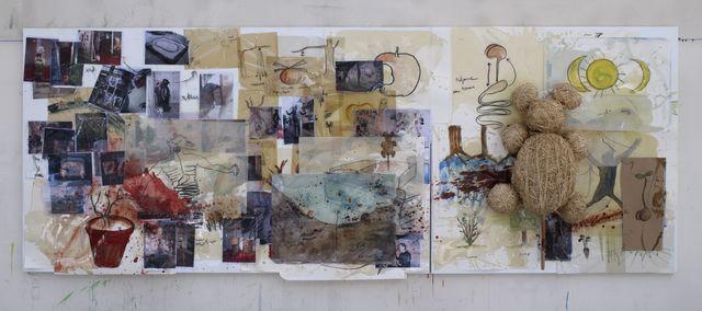 , 'Peinture Homéopathique n°27 (Je s'aime),' 2008, Galerie Nathalie Obadia