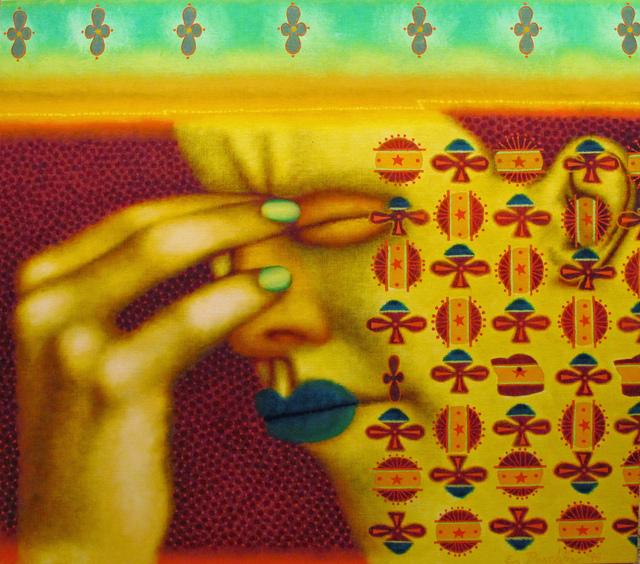 , 'Migraine,' 1996, Carl Hammer Gallery