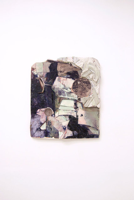 , 'Black Eye,' 2014, Rachel Uffner Gallery