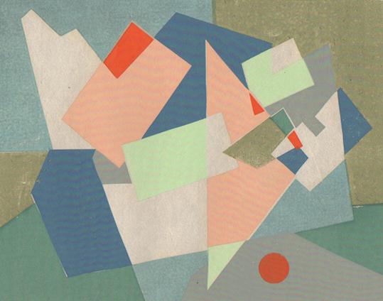 , 'Cloud Planes,' 1950, Dolan/Maxwell