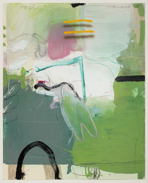 James Havard, 'Hopi', 1984, Allan Stone Projects