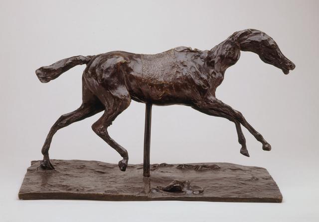 , 'Galloping Horse on his Right Leg,' 1882-1895, Museo Soumaya