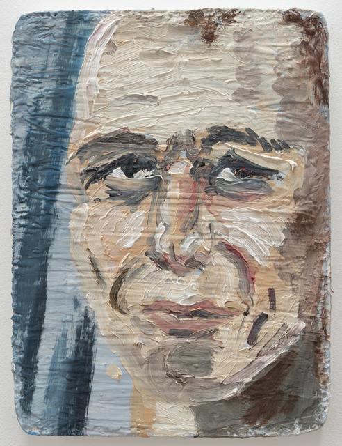Jack Burton, 'Yanis', 2018, Josh Lilley