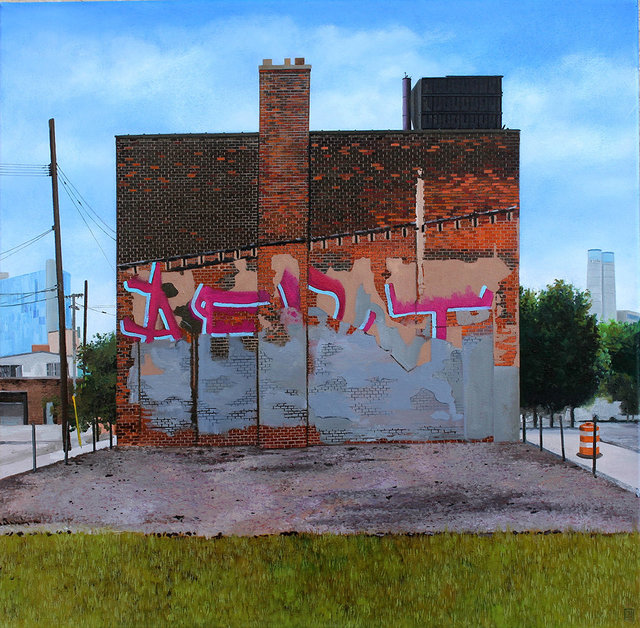 ", '""Back Lot"" ,' 2015, Hashimoto Contemporary"