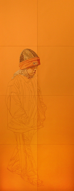 , 'Untitled Girl ,' 2005, Galerie Huit