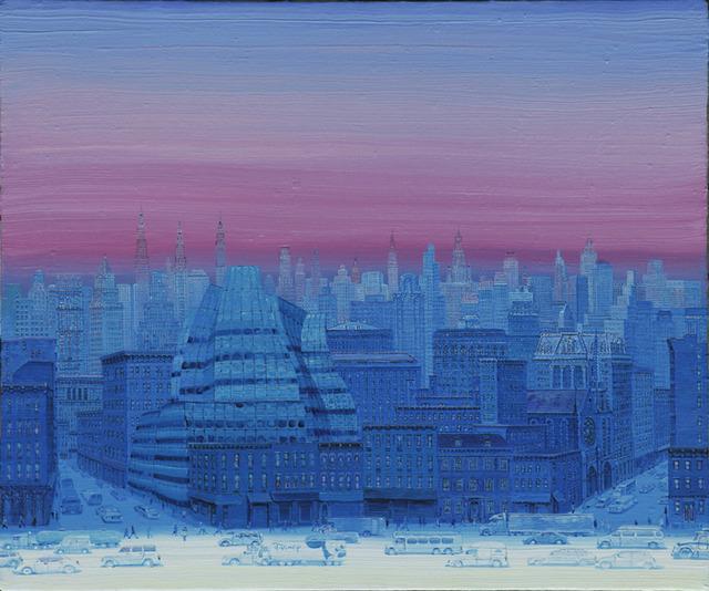 Zhang Gong, 'New York Morning', 2011, Eli Klein Gallery
