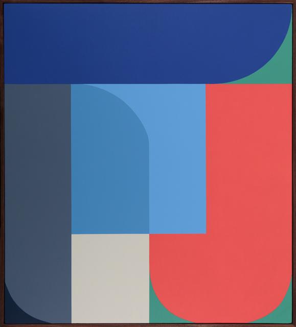 , 'Frontier,' 2018, Barnard