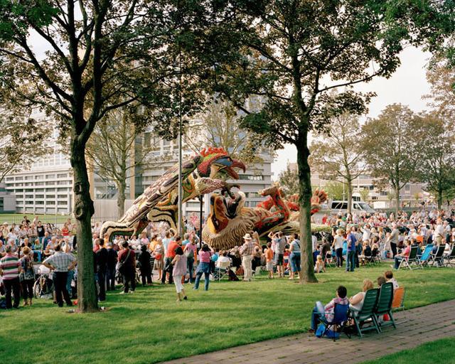 , 'Fruit parade Tiel,' 2011, Van Kranendonk