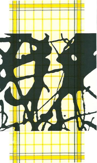 , 'Study Pollock / Yellow Square,' 2012, Mai 36 Galerie