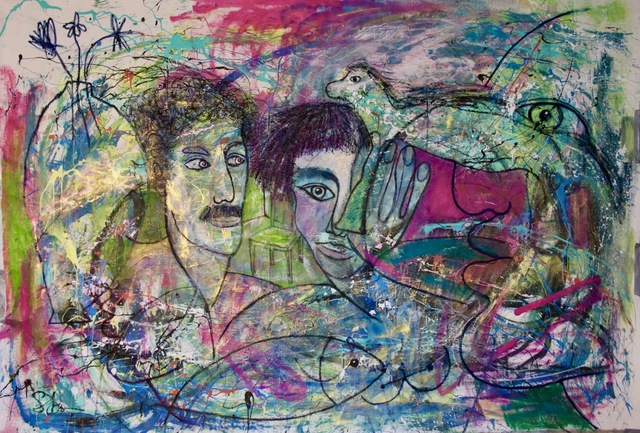 Toma Stenko, 'Jealousy', 2020, Katrine Levin Galleries