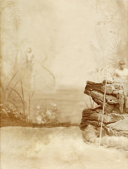 """Andrés Pachón, 'Sin título 4 """"Tropologías I (del estudio de Fernando Debas)""""', 2013, LA NEW GALLERY"""