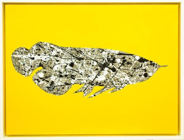 , 'Dropfish (Yellow),' 2016, David Benrimon Fine Art