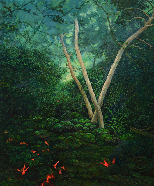 , 'Forest,' 2014, A2Z Art Gallery