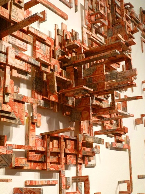 , 'Degradation,' 2010, GALERÍA ETHRA