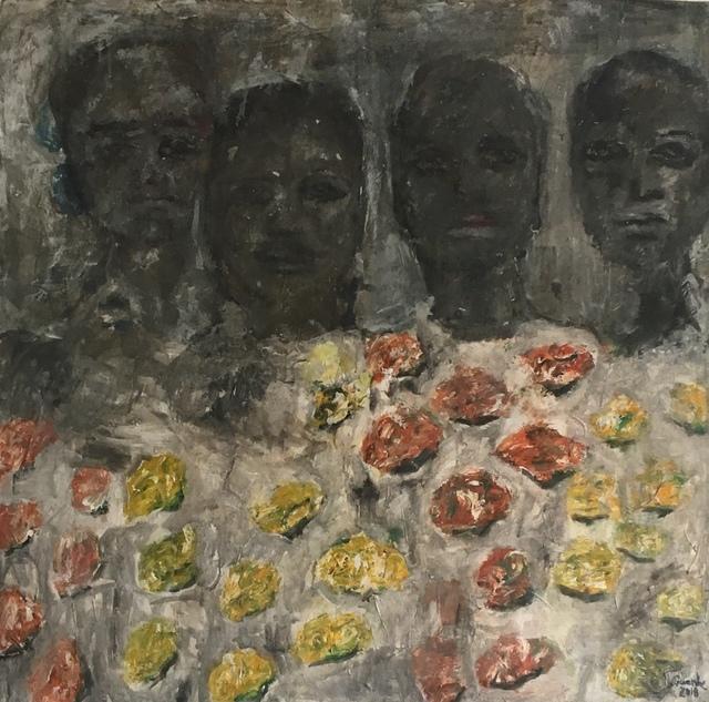 , 'Restless Girls ,' 2018, Ed Cross Fine Art