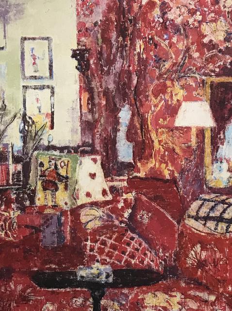 , 'Apartment of Diana Vreeland, 15 East 77th St, New York City,' 2018, Gavlak