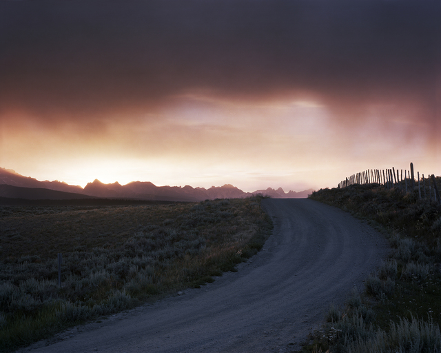 , 'Valley Road, Custer County, Idaho, 2004 1/5,' , Gail Severn Gallery