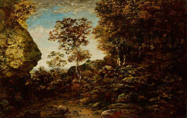 , 'Edge of the Forest ,' , Questroyal Fine Art