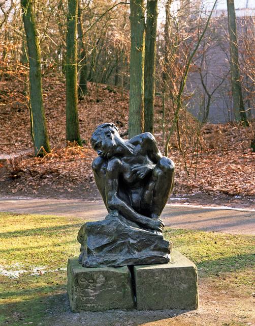 , 'Squatting woman,' 1882, Kröller-Müller Museum