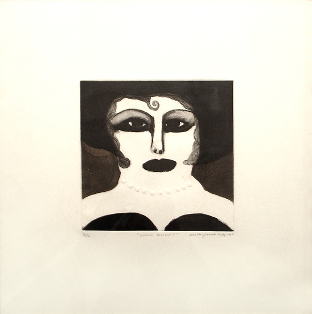 , 'SENORA MACBED 5,' 1974, Nohra Haime Gallery
