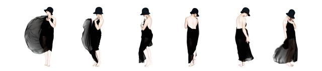 , 'Il nero non è un colore (Black is not a color),' 2014, Luisa Catucci Gallery