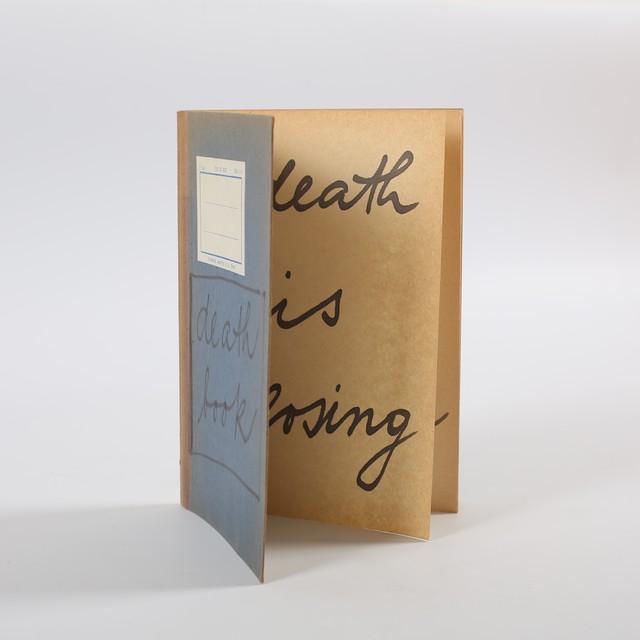 , 'Death Book,' 1968, Galerie aKonzept
