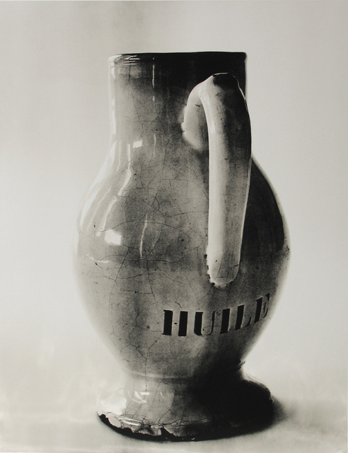 """, '""""Huile"""" Pitcher, New York,' 2007, Pace Gallery"""