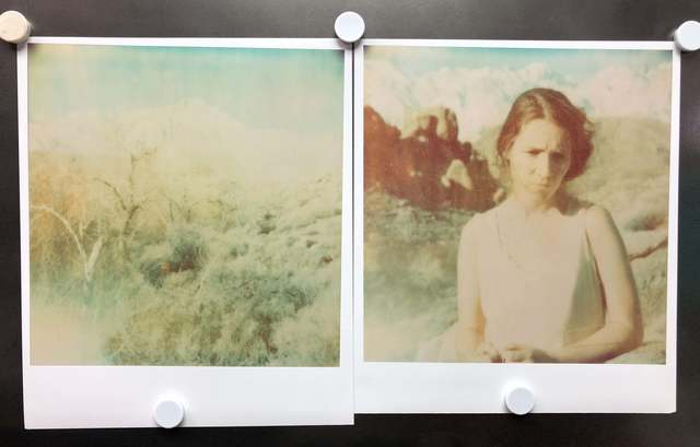 Stefanie Schneider, 'Wind Swept', 2003, Photography, Analog C-Prints, hand-printed by the artist on Fuji Crystal Archive Paper, based on a Polaroid, not mounted, Instantdreams